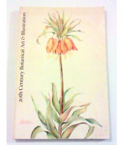 A selection of 20th century Botanical Art & Illustration. Catalogue. XI. International Botanical Congress (August 1969).