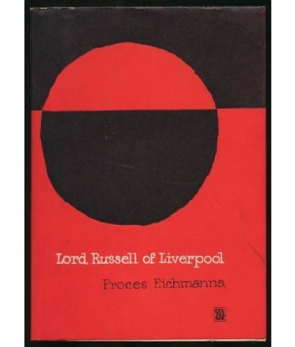 Russell of Liverpool (Edward Russell): Proces Eichmanna