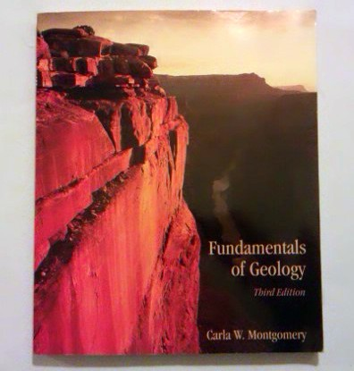 Montgomery Carla W.: Fundamentals of geology