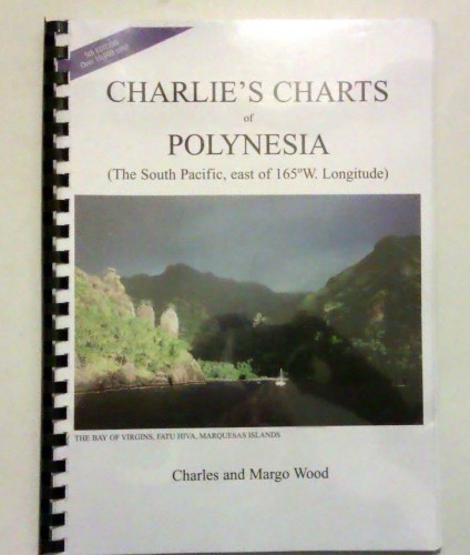 Wood Charles and Margo: Charlie's Charts of Polynesia
