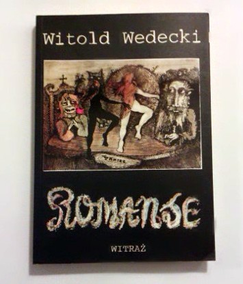 Wedecki Witold: Romanse. Witraż.
